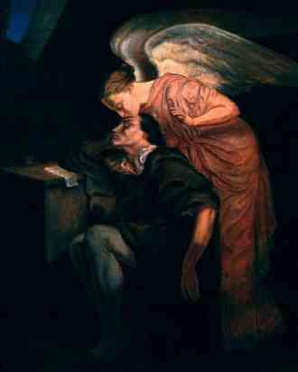 visjonær og lyrisk malekunst